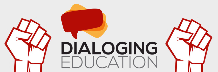 Dialoging Education